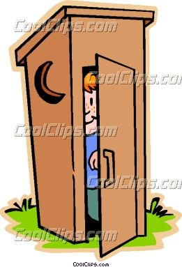 Outhouse Picture Clipart.