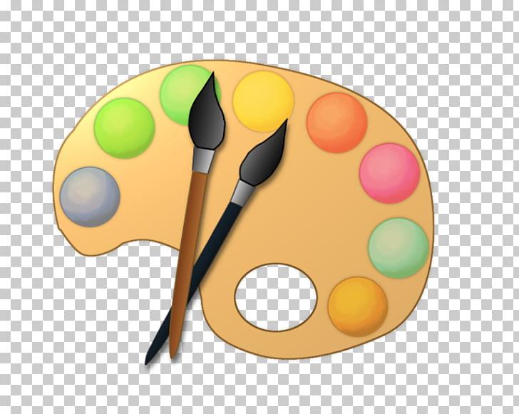 Palette Painting Artist , Paint Palette s PNG clipart.