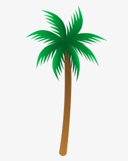Free Palm Tree Clip Art with No Background.