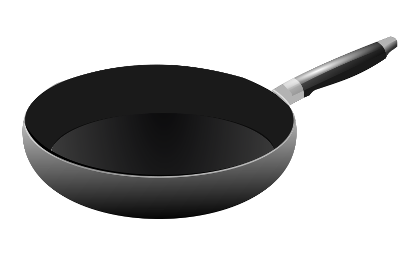 Free Clipart: Cooking pan.