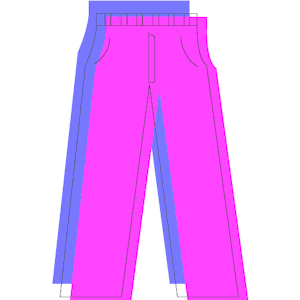 Pants clipart, cliparts of Pants free download (wmf, eps.