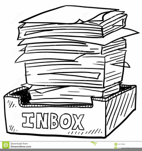 Pictures Of Paperwork Clipart.