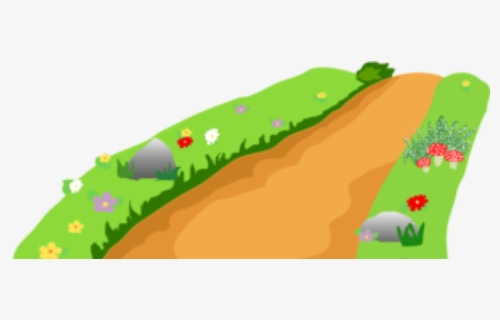 Free Pathway Clip Art with No Background.