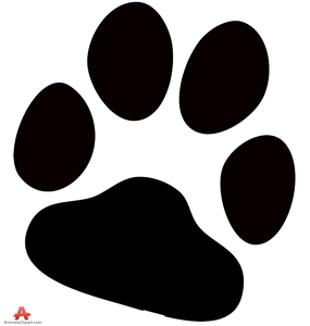 Paws clipart royalty free, Paws royalty free Transparent.