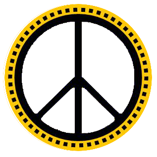 Peace sign Illustration on FREE clipart site. Art is.