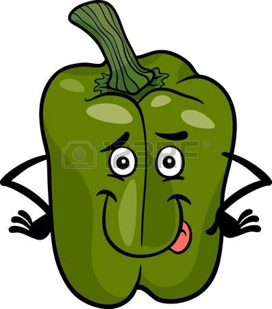 14,147 Green Pepper Stock Illustrations, Cliparts And Royalty Free.
