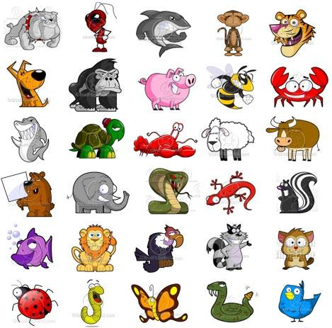 Free clipart animals 1 » Clipart Station.