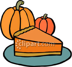 Pumpkins and Pumpkin Pie.