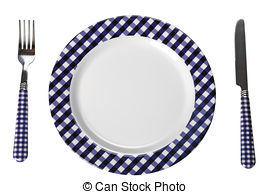 412 Dinner Plate free clipart.