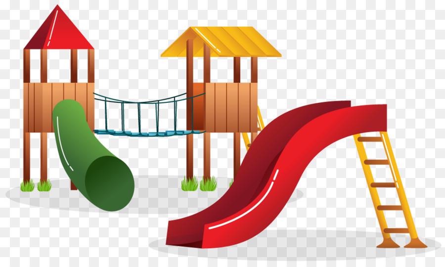 3504 Playground free clipart.
