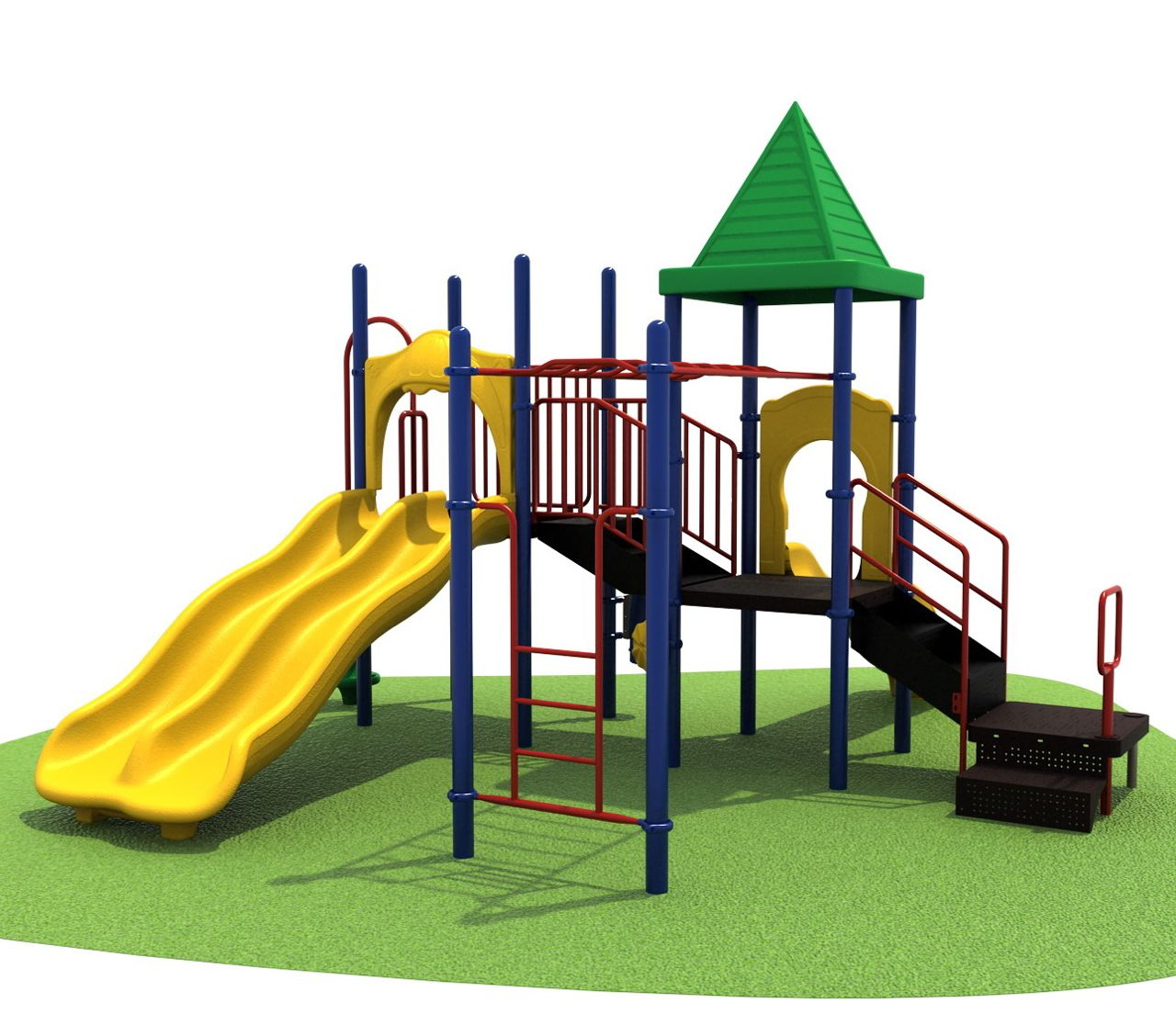 Playground Equipment.