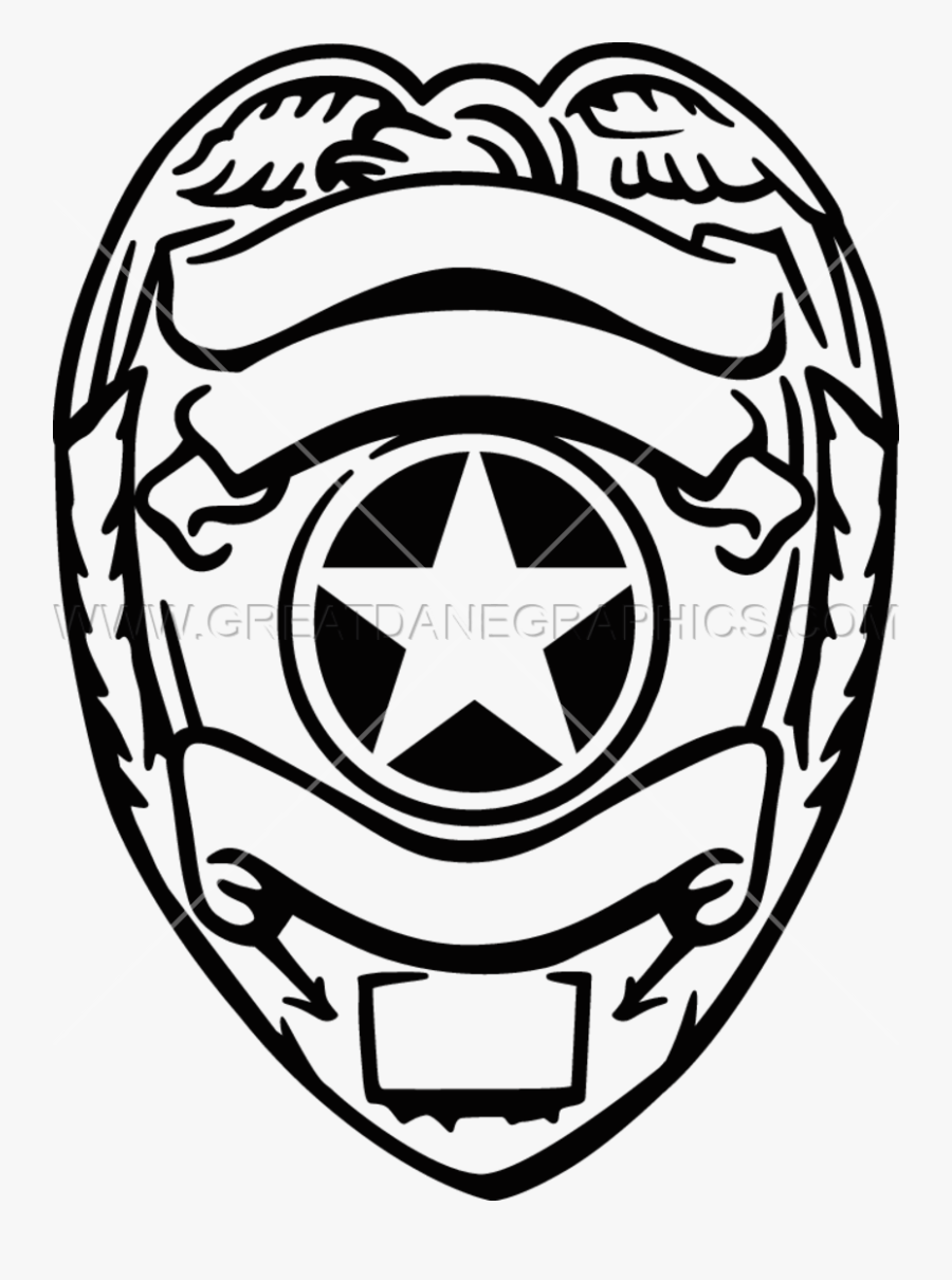 Badge Drawing Clip Art.
