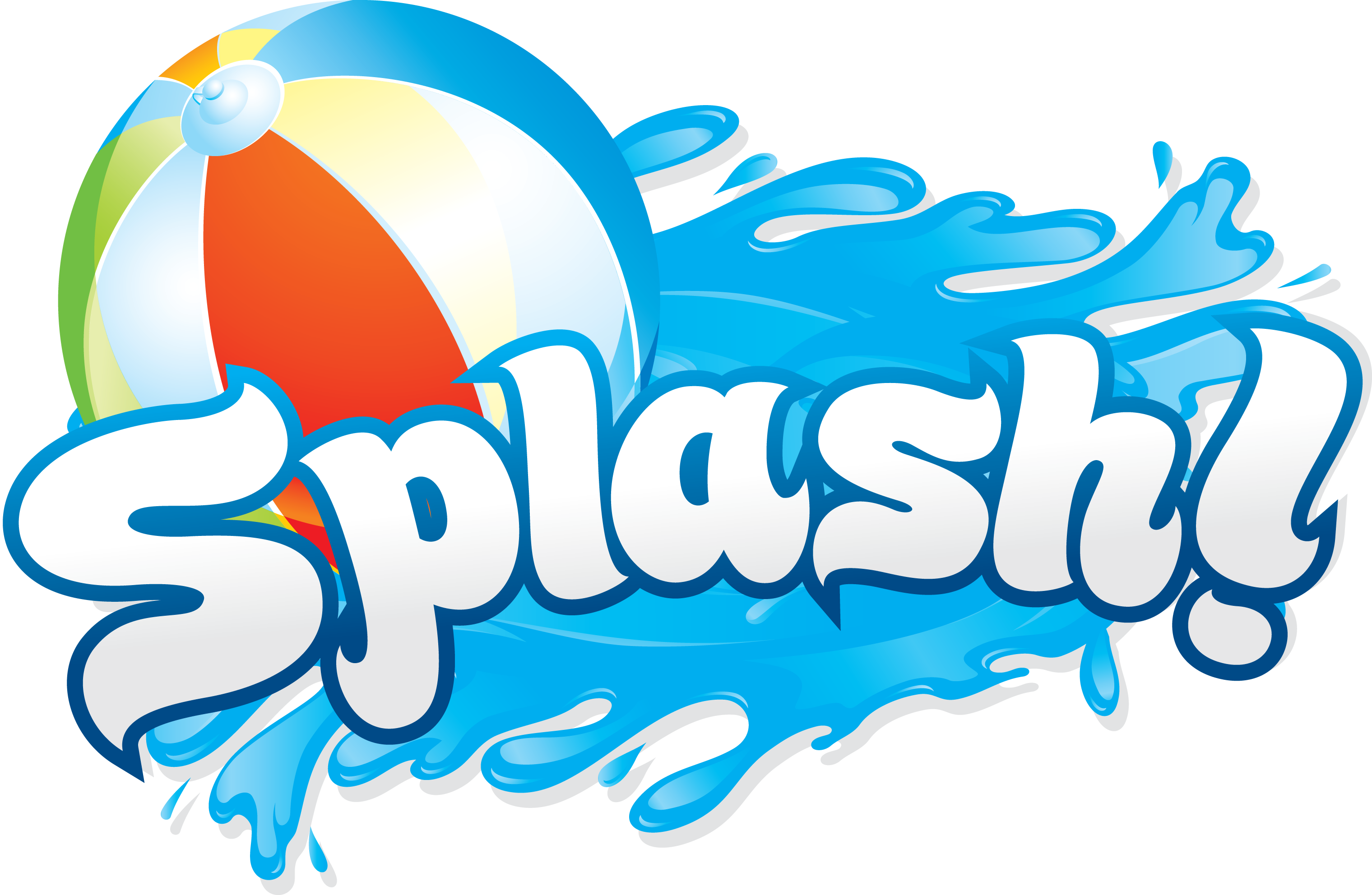 Pool Party Clip Art Group (+), HD Clipart.