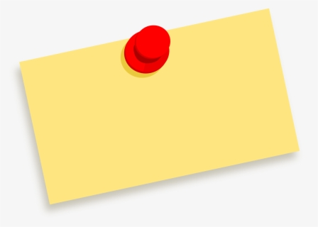Free Post It Note Clip Art with No Background.