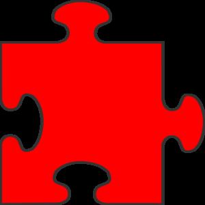 Puzzle Piece Clipart Free.