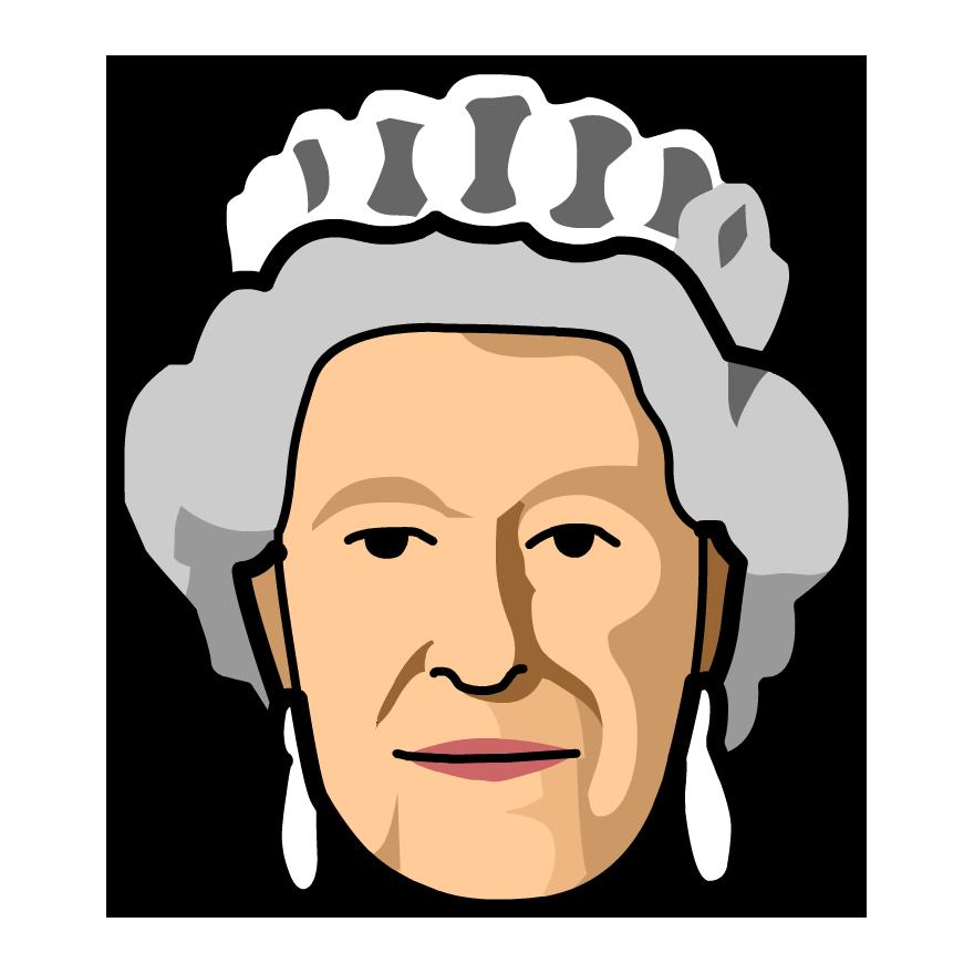 Queen clipart queen elizabeth, Queen queen elizabeth.