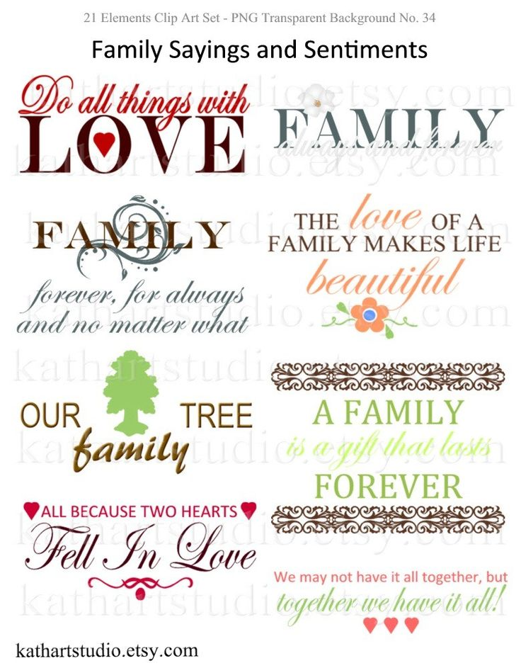 25+ best Family Quotes on Pinterest.