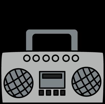 Radio Clipart Free.