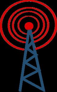 Radio Tower Clip Art at Clker.com.