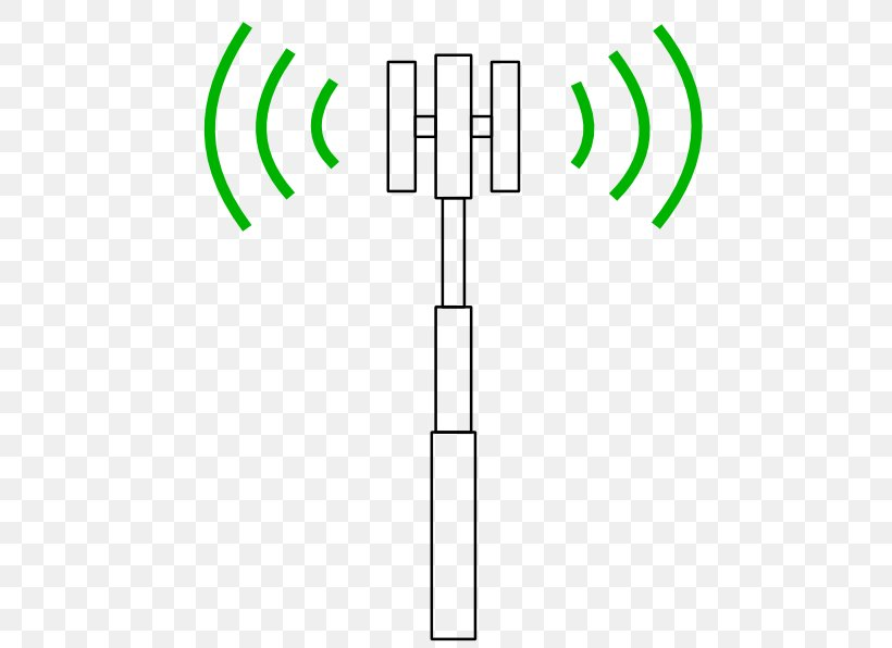 Cell Site Telecommunications Tower Clip Art Radio, PNG.