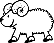 Ram Clip Art Free.
