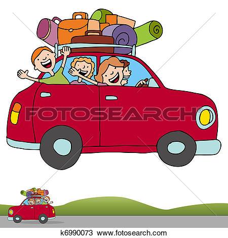 free clipart road trip #18