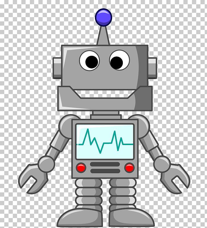 Robotics Free content , Robot s PNG clipart.