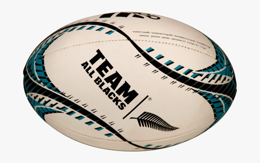 Nz Rugby Ball Png.