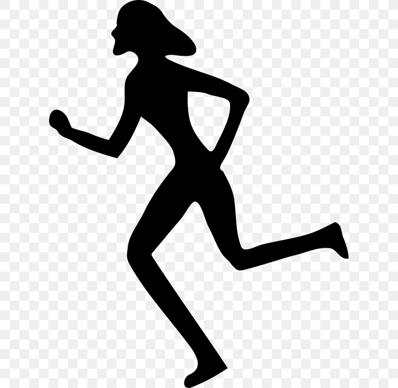 Running Woman Clip Art, PNG, 618x800px, Watercolor, Cartoon.