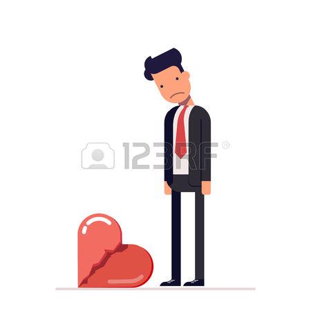 16,121 Sad Man Stock Vector Illustration And Royalty Free Sad Man.