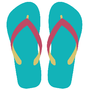 Free Sandal Cliparts, Download Free Clip Art, Free Clip Art.