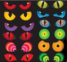 Halloween Eyes.