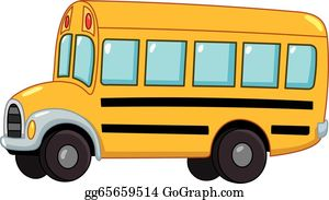 School Bus Clip Art.