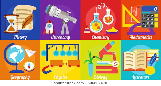 School subjects clipart 3 » Clipart Station.