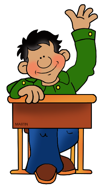 Free School Clip Art by Phillip Martin, Student Volunteer.