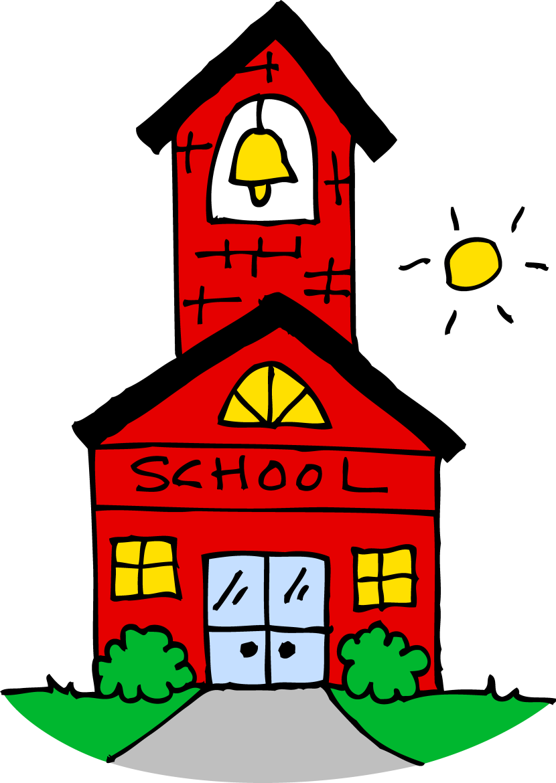 Best School House Clip Art #11311.