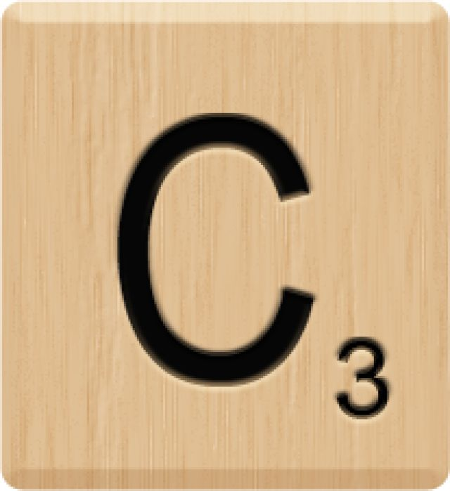 Scrabble Letter Clipart.