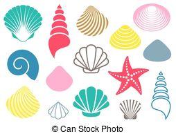 Free clipart seashells » Clipart Station.