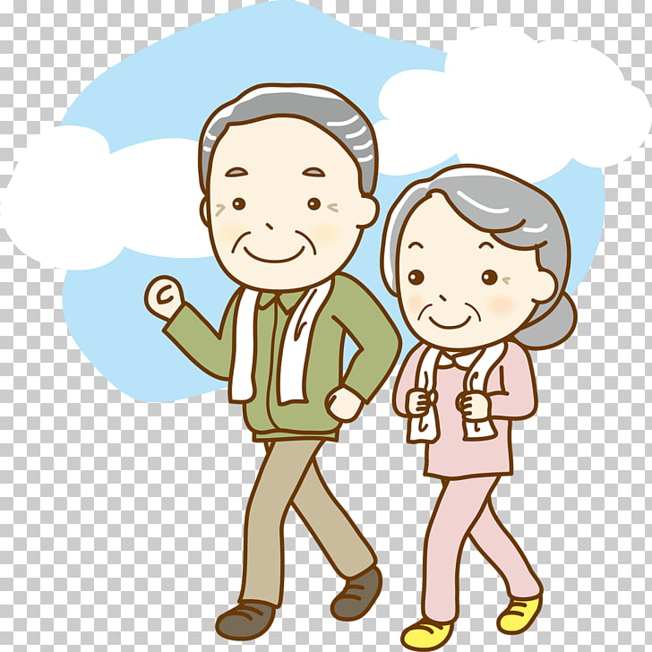 Old age Disease , Senior citizens PNG clipart.