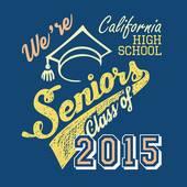 Senior High School Clip Art.