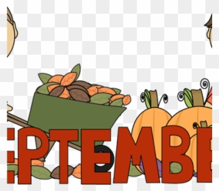 Free PNG September Clip Art Download.
