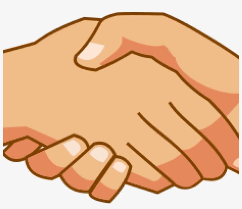 Handshake Clipart Free 19 Handshake Banner Black And.