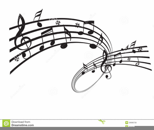 Sheet Music Clipart Free.