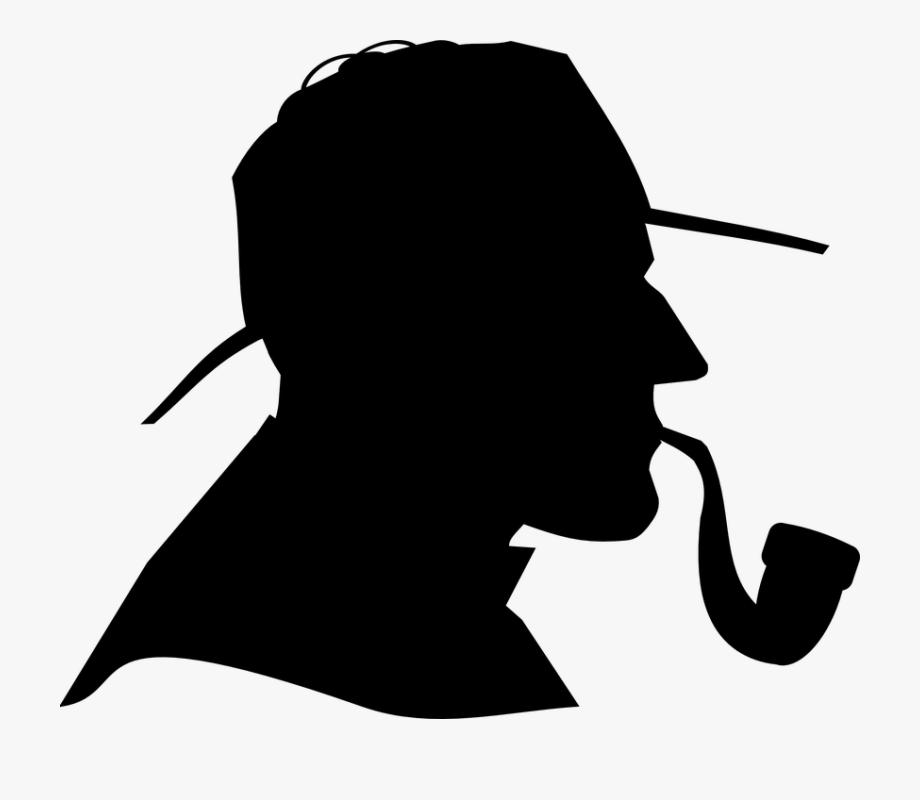 Sherlock Holmes Drawing Png , Transparent Cartoon, Free.
