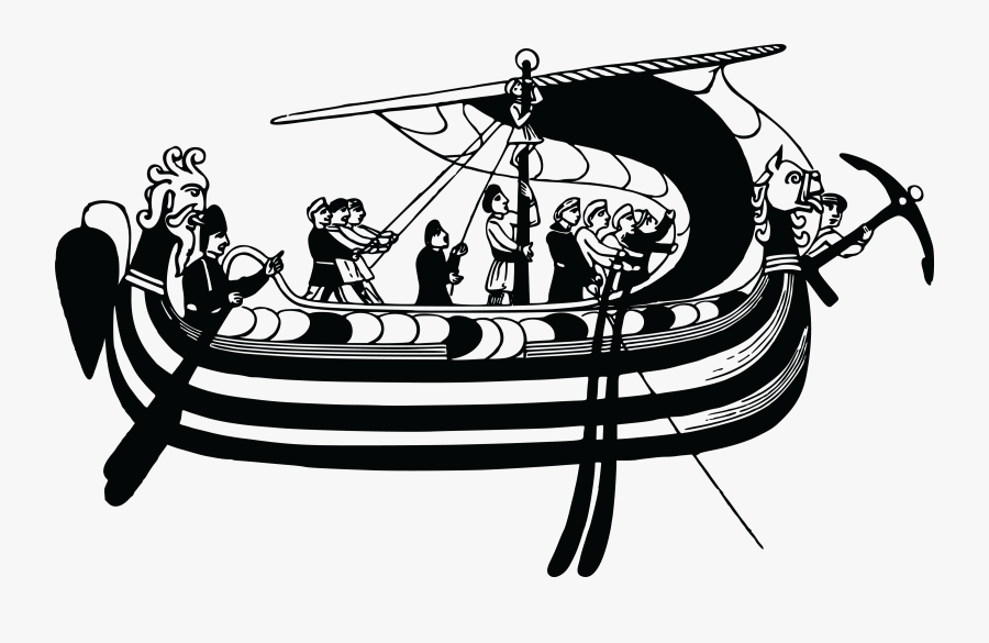 Free Clipart Of A Boat.