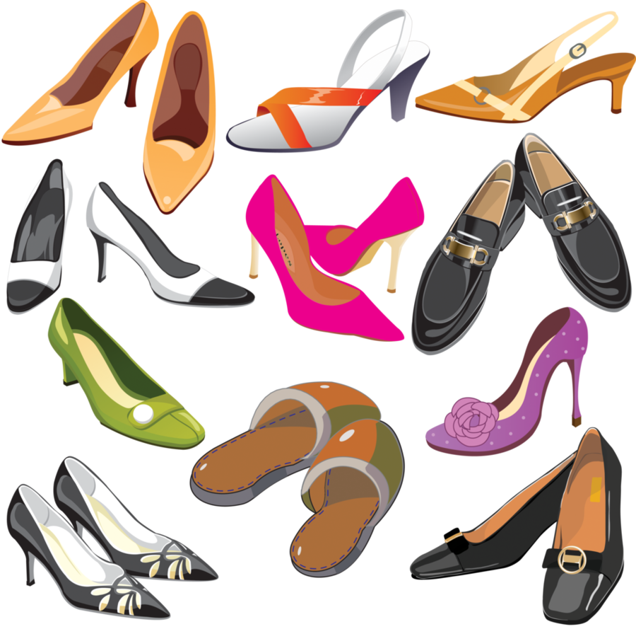 shoes vector free clipart High.