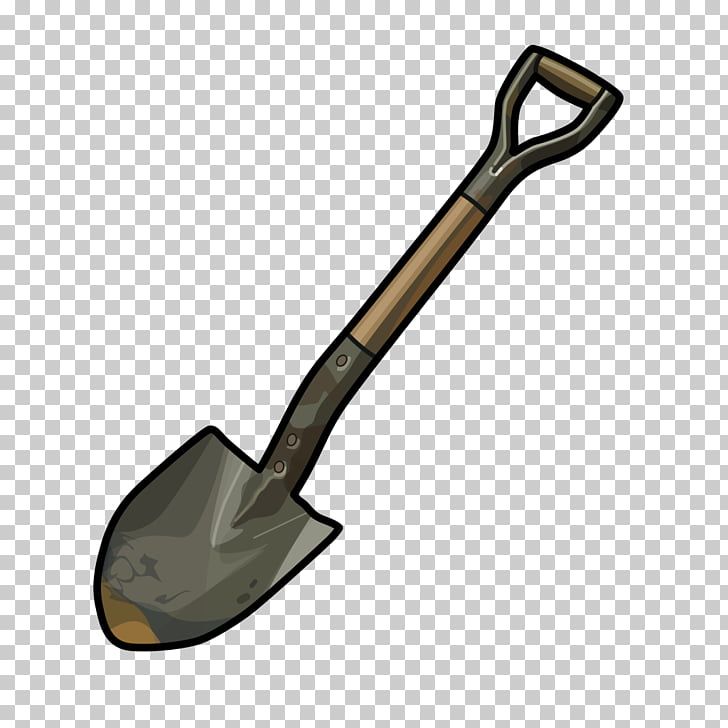 Snow shovel Spade Entrenching tool, shovel PNG clipart.