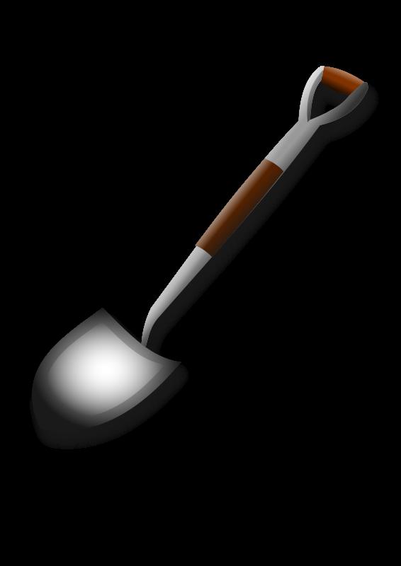 Free Clipart: Shovel.