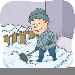Snow Shovel Clipart Free.