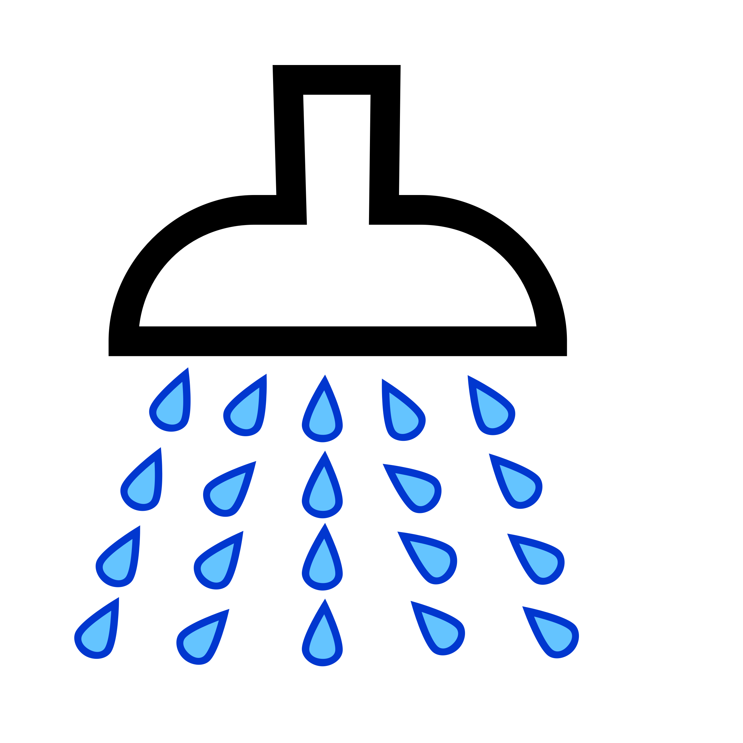 Clipart Shower.